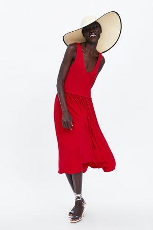 Zara Halflange combi-jurk