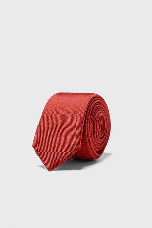 Zara Heren Stropdassen - Smalle ottoman stropdas