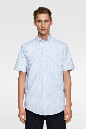 Zara Heren Hemden - Geruit overhemd