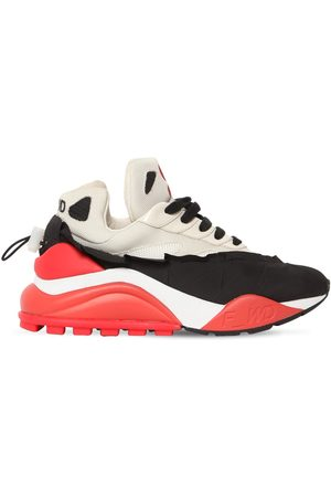 FORWARD 50mm Bicolor Nylon & Mesh Sneakers