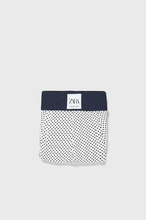 Zara Boxershort met stippenprint