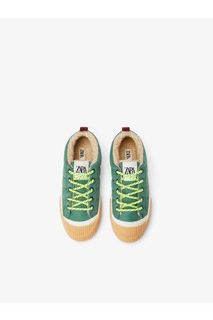 Zara Gewatteerde sneaker