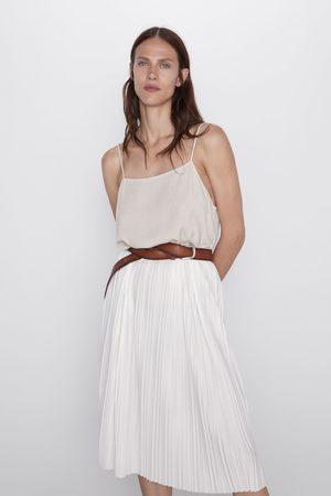 Zara Combi-jurk met bretels