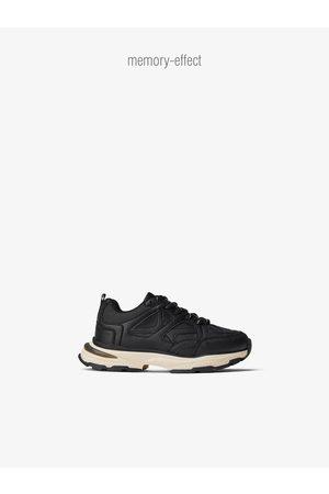 Zara Sneakers met dikke zool