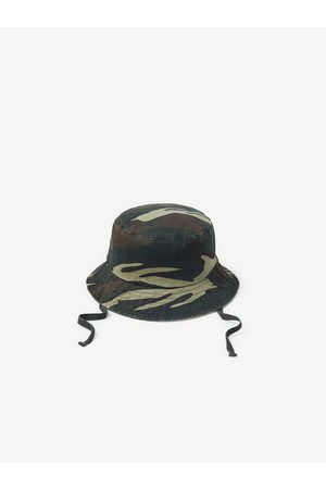 Zara Vissershoedje met camouflage