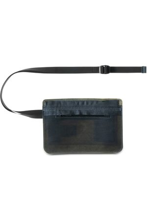 GUERRILLA GROUP Heren Riemen - Translucent Leather Belt Bag