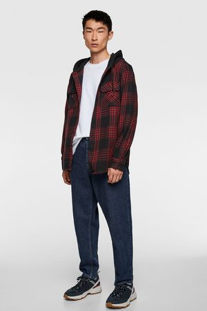 Zara Overhemd met bijpassende capuchon