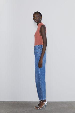 Zara Basic ribshirt