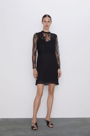 Zara Combi-jurk met kant