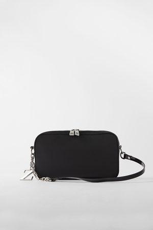Zara Langwerpige nylon tas