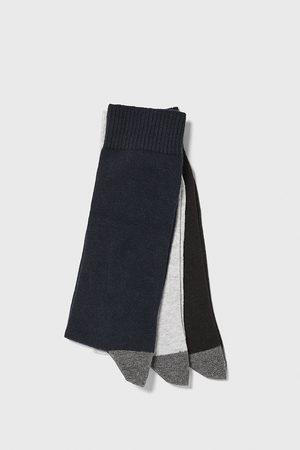 Zara Set sokken met contrast