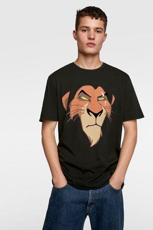 Zara T-shirt scar © disney