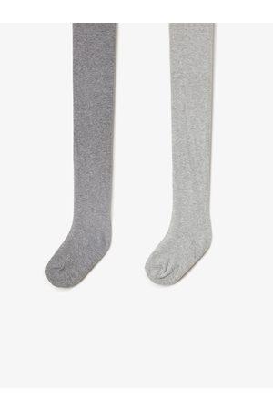 Zara Panty's & maillots - Set van twee effen maillots