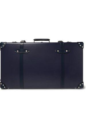 "Globetrotter 30"" Leather-trimmed Trolley Case"