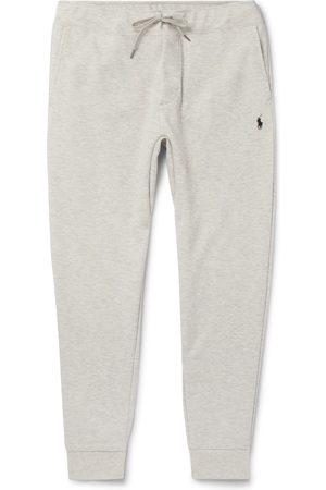 Polo Ralph Lauren Heren Joggingbroeken - Slim-Fit Mélange Tapered Jersey Sweatpants