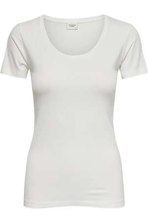 Only Effen T-shirt Dames White