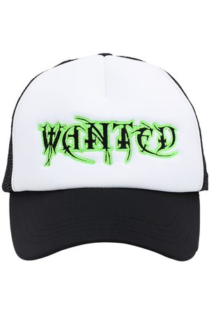 NASASEASONS Wanted Trucker Hat