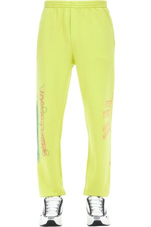 KLSH - KIDS LOVE STAIN HANDS Heren Joggingbroeken - Printed Cotton Sweatpants