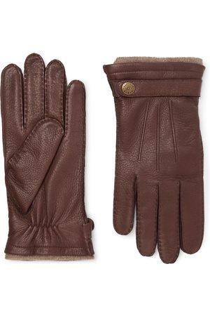 Dents Heren Handschoenen - Gloucester Cashmere-Lined Leather Gloves