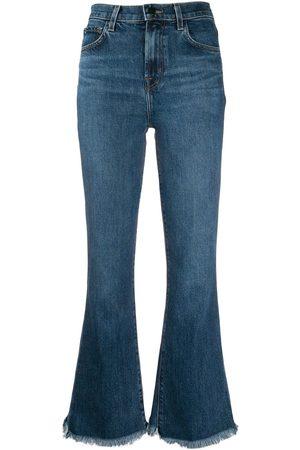 J Brand Cropped jeans