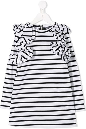 Balmain Striped dress
