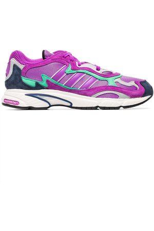 adidas Temper Run suede sneakers