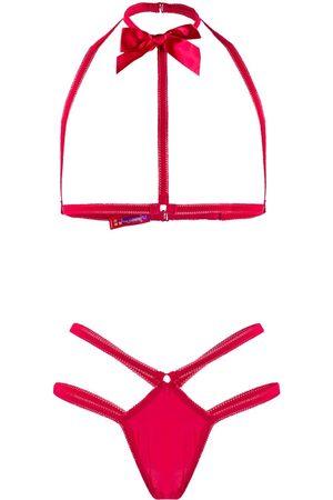 MAISON CLOSE Dames Strings - Le Petit Secret Harness set