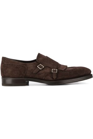 HENDERSON BARACCO Monk strap shoes