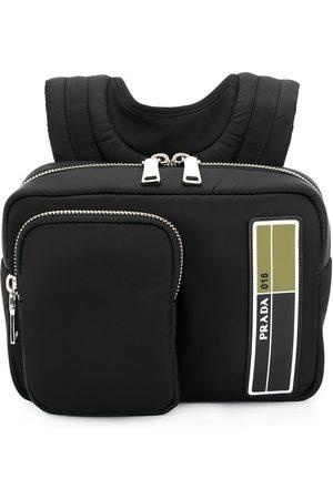 Prada Small zipped backpack