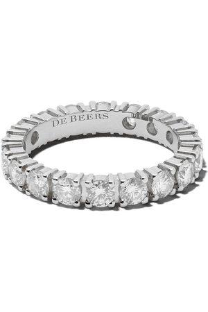 De Beers DB Classic Full Eternity diamond 3mm band