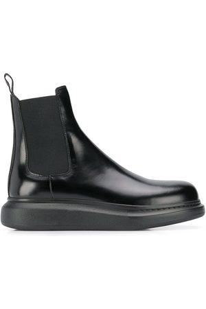 Alexander McQueen Wedge chelsea boots