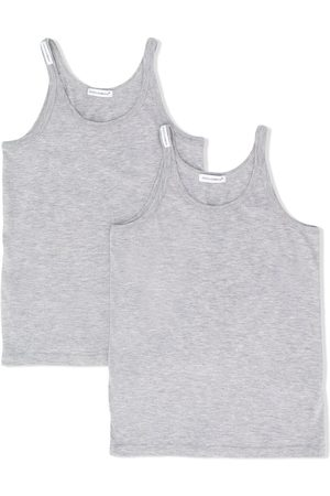 Dolce & Gabbana 2 pack tank top