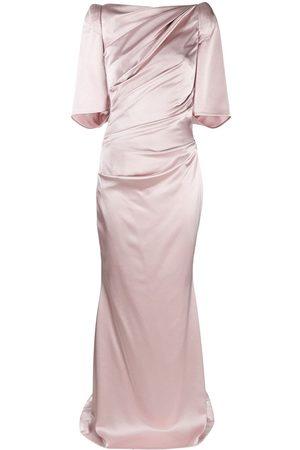 TALBOT RUNHOF Lobata evening dress