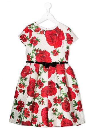 MONNALISA Floral print dress