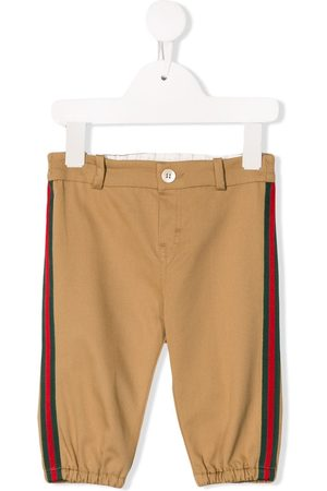 Gucci Side tape chinos