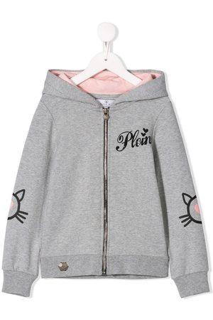 Philipp Plein Crystal hoodie