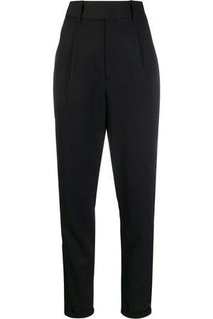 Saint Laurent High waist tailored trousers