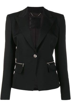 Philipp Plein Crystal-embellished jacket