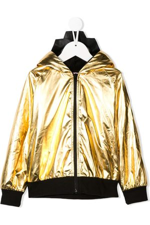 Wauw Capow by Bangbang Hooded bomber jacket