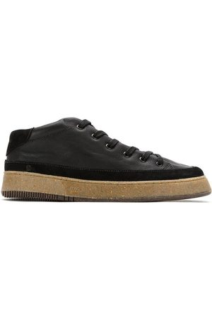 OSKLEN Panelled leather sneakers