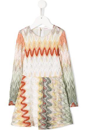 Missoni Swirl pattern dress