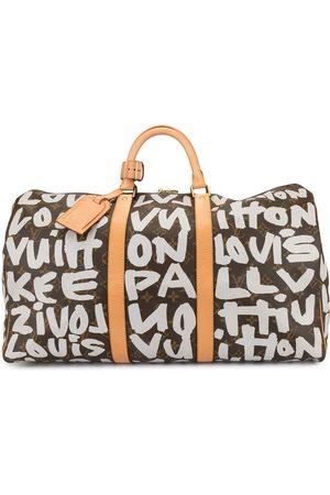 LOUIS VUITTON Keepall 50 weekender bag