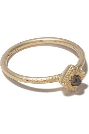 De Beers 18kt Talisman rough diamond ring