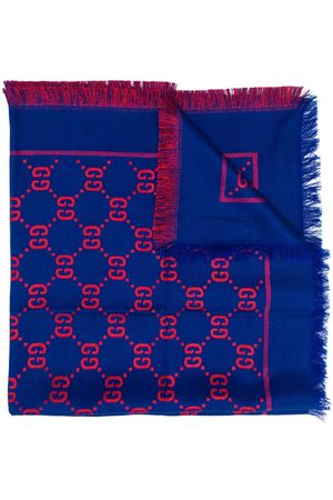 Gucci Kids GG logo scarf