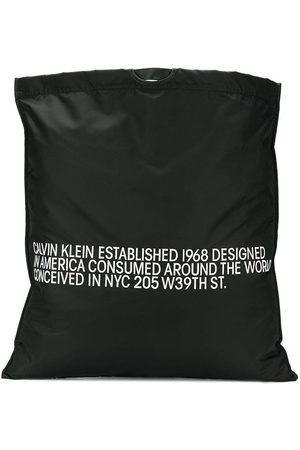 Calvin Klein Slogan tote bag