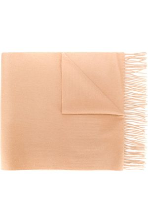 N.PEAL Sjaals - Large woven cashmere scarf