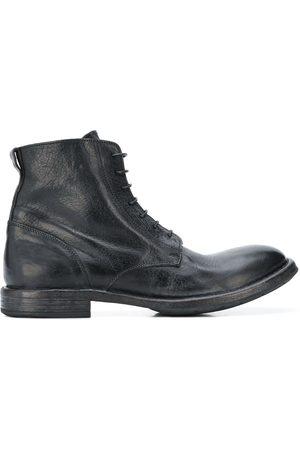 Moma Heren Enkellaarzen - Misnk vintage-effect ankle boots