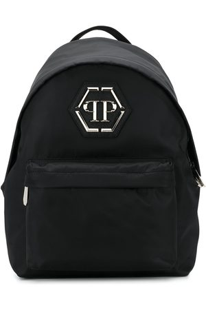 Philipp Plein Jongens Rugzakken - Satin-shell backpack
