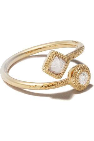 De Beers 18kt Talisman diamond ring