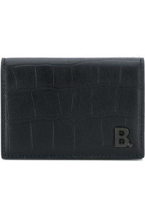 Balenciaga B. mini wallet